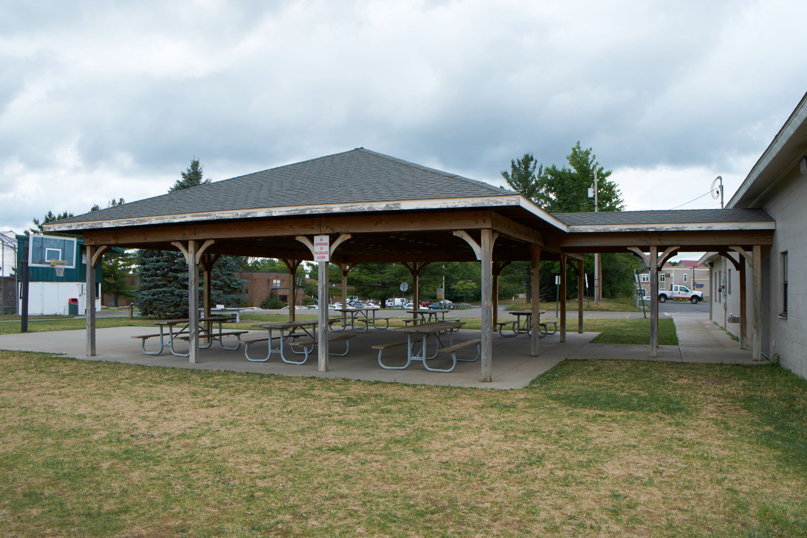 Recreation Building Pavillion